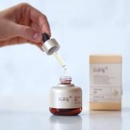 Масло-сыворотка с экстрактом женьшеня Llang, 30 мл: фото