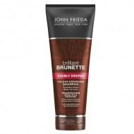 Шампунь для создания насыщенного оттенка темных волос John Frieda Brilliant Brunette VISIBLY DEEPER 250 мл: фото