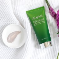 Минеральная грязевая маска, выводящая токсины и придающая коже сияние Ahava Mineral Radiance 100 мл: фото