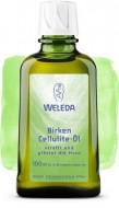 Березовое антицеллюлитное масло 200 мл WELEDA: фото