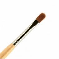 Кисть для ногтей (гель) ВАЛЕРИ-Д из волоса колонка №5 овальная в футляре: фото