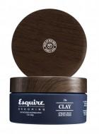 Глина для укладки волос ESQUIRE сильная степень фиксации, матовый эффект, 85 г: фото