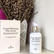 Осветляющая эссенция против пигментации THE SKIN HOUSE Crystal whitening plus serum 50мл: фото