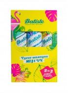 Набор BATISTE Tropical 200мл+Original 200мл+Fresh 200 мл (Третий шампунь в подарок): фото