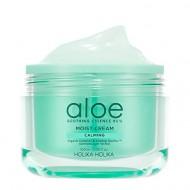 Крем увлажняющий Holika Holika Aloe Soothing Essence 80% Moisturizing Cream 100мл: фото