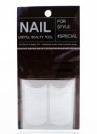 Трафареты для французского маникюра TONY MOLY French nail tip liner: фото