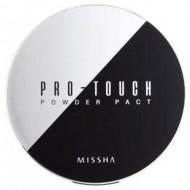 Компактная пудра для лица MISSHA Pro-Touch Powder Pact SPF25/PA++ (No.23): фото