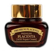 Отзывы Антивозрастной крем с плацентой 3W CLINIC Premium Placenta Age intensive Cream 50г