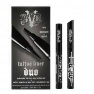 Подводка Kate Von D Tattoo Liner Duo: фото