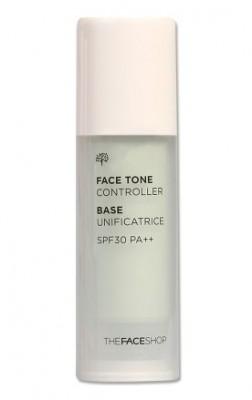 Корректор-база под макияж THE FACE SHOP Face Tone Controller SPF30 №01 For Reddish And Dull Skin: фото