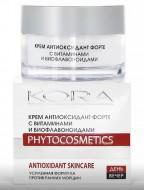 Крем Антиоксидант форте с витаминами и биофлавоноидами KORA 50мл: фото