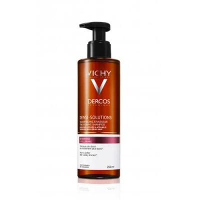 Уплотняющий шампунь для истонченных и ослабленных волос VICHY Dercos Densi-Solutions 250мл: фото