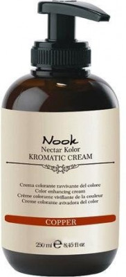 Крем-кондиционер оттеночный NOOK Nectar Color Kromatic Cream Медный 250мл: фото