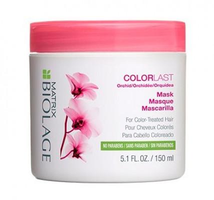 Маска для окрашенных волос MATRIX Biolage COLORLAST 150 мл: фото