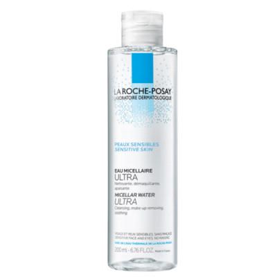 Мицелярная вода для чувствительной кожи La Roche-Posay Physiological Cleansers 200мл: фото