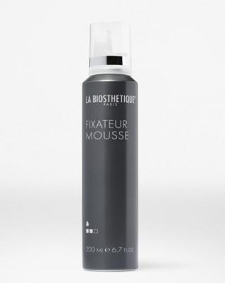 Мусс для придания объема La Biosthetique Fixateur Mousse 200мл: фото