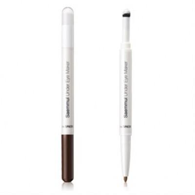 Карандаш для глаз THE SAEM Saemmul Under Eye Marker 01 Plumping White 0,2гр*0,5гр: фото