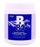 Маска для окрашенных и подвергнутых химической обработке волос с кератином Dikson B84 REPAIR MASK FOR COLOUR-TREATED HAIR 1000мл: фото