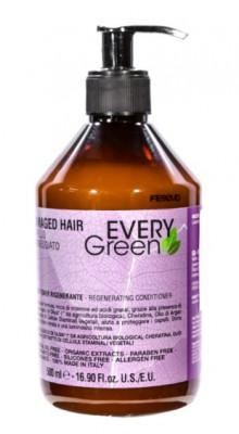 Кондиционер для поврежденных волос Dikson DAMAGED HAIR CONDIZIONANTE RIGENERANTE 500мл: фото