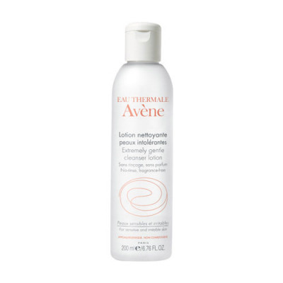 Лосьон очищающий для сверхчувствительной кожи Avene Intolerantes 200 мл: фото