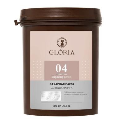 Сахарная паста для депиляции Плотная Gloria Classic 800 г: фото