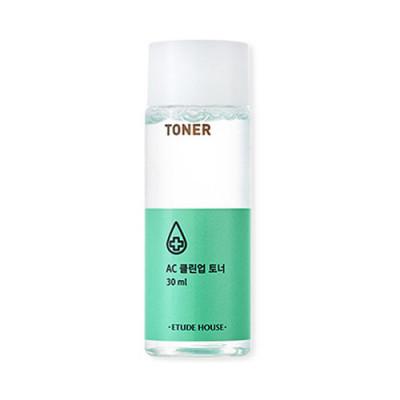 Тонер для проблемной кожи ETUDE HOUSE AC CLEAN UP TONER 30мл: фото