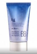 BB-крем минеральный Welcos Lotus Moisture Solution Mineral BB Cream 50мл: фото