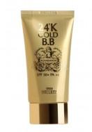 BB-крем с 24к золотом Baviphat Urban Dollkiss Agamemnon 24K Gold BB Cream #21 Light, SPF 50+ PA 50мл: фото