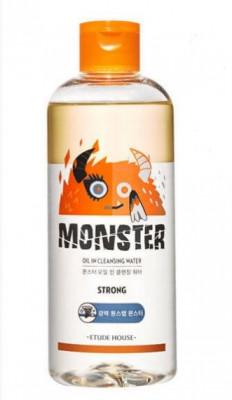 Очищающая вода двухфазная ETUDE HOUSE Monster Oil Cleansing Water 300мл: фото
