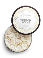 """Соль для ванн Zeitun """"Сливочная"""". Ароматизированная с маслом миндаля и козьим молоком, 250 гр: фото"""