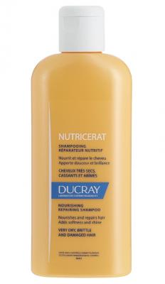 Сверхпитательный шампунь Ducray Nutricerat 200мл: фото