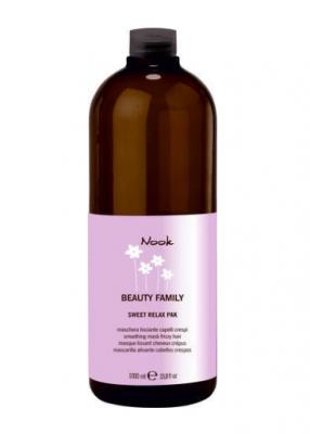 Маска для непослушных волос NOOK Sweet Relax Pak Ph5,0 1000мл: фото