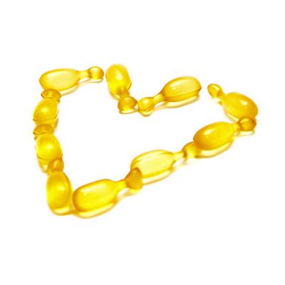 Капсулы с маслом аргании Janssen Cosmetics Argan Oil 10 капсул: фото
