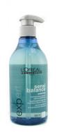 Шампунь для волос успокаивающий L'Oréal Professionnel Sensi Balance 500 мл: фото