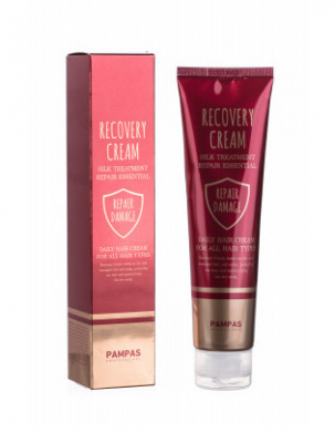 Восстанавливающий крем для волос PAMPAS 150мл: фото