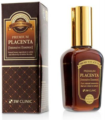 Эссенция для лица омолаживающая с экстрактом плаценты 3W CLINIC Premium Placenta Intensive Essence: фото