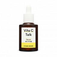 Сыворотка с витамином С Etude House Vita C-Talk Serum: фото