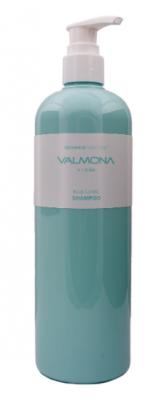 Шампунь для волос УВЛАЖНЕНИЕ EVAS VALMONA Recharge Solution Blue Clinic Shampoo 480 мл: фото