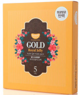 Маска гидрогелевая PETITFEE KOELF GOLD & ROYAL JELLY MASK 5шт: фото