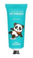 Крем для рук Лотос Baviphat Urban Dollkiss It's Real My Panda Hand Cream 04 DELI LOTUS 30г: фото