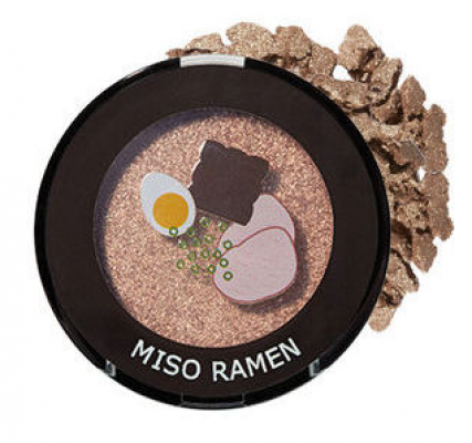 Тени для век мерцающие THE SAEM Saemmul Single Shadow Shimmer YE04 Miso Ramen 2г: фото