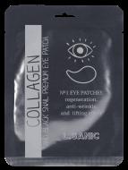 Гидрогелевые патчи для области вокруг глаз с коллагеном и муцином черной улитки L.SANIC Collagen Аnd Black Snail Premium Eye Patch (Single) 2шт: фото