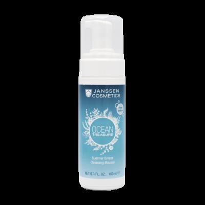 Мусс Очищающий Summer Breeze Cleansing Mousse 150мл: фото