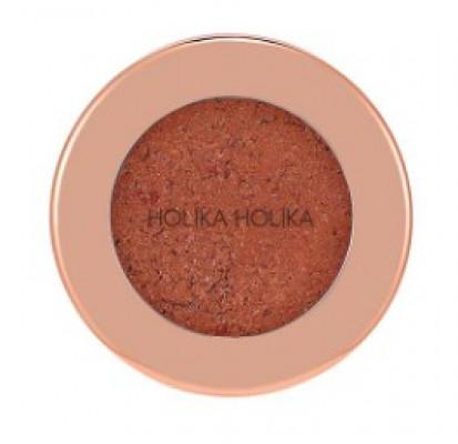 Тени-фольга для век Holika Holika Foil Shock Shadow 03 Smoked Cherry, вишнево-коричневый 2 г: фото