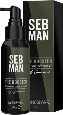 Тоник несмываемый для заметной густоты волос SEB MAN THE BOOSTER Tonic 100мл: фото