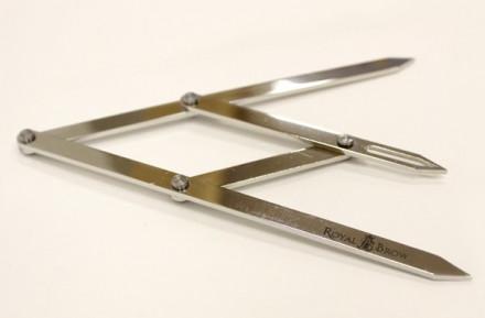 Циркуль Леонардо Royal Brow: фото