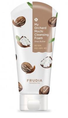 Пенка очищающая с маслом ши Frudia My Orchard Shea Butter Mochi Cleansing Foam 120 мл: фото