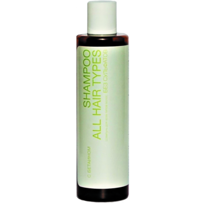 Шампунь для всех типов волос безсульфатный с бетаином РН5,0-5,5 CITYCHARM Professional 250 мл: фото