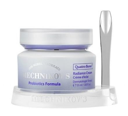 Крем для лица с пробиотиками для сияния кожи Holika Holika Mechnikov's Probiotics Formula Radiance Cream 55 мл: фото