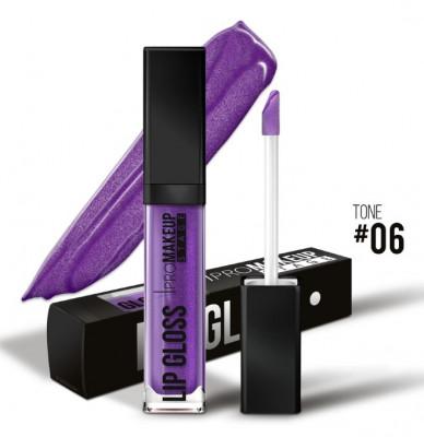 Блеск для губ с эффектом металлик PROMAKEUP laboratory LIP GLOSS metallic lip effect тон06 5,5мл: фото